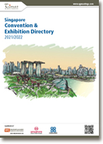Singapore Convention & Exhibition Directory Book Cover